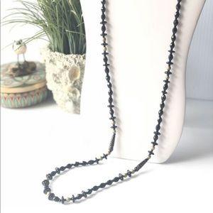 Paradise Lost Vintage Art Deco Necklace